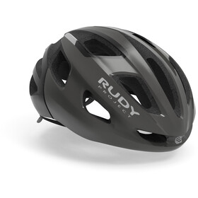 Rudy Project Strym Casque, dark grey shiny